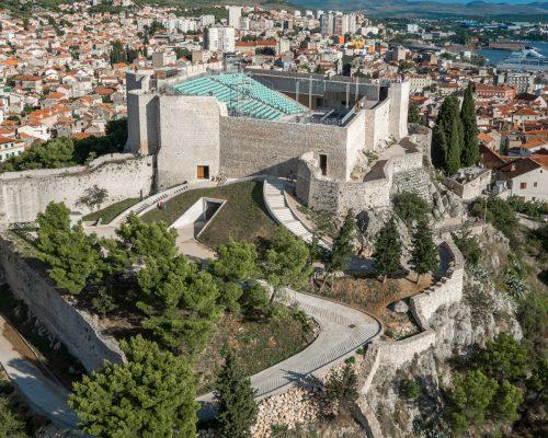 St. Michael's Fortress, Šibenik